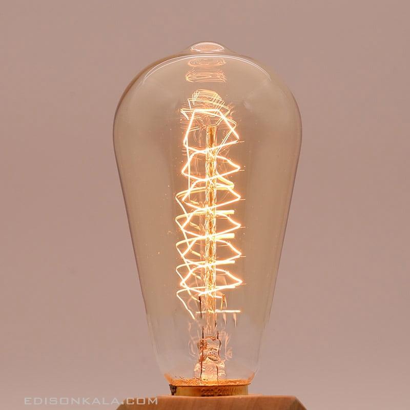 لامپ ادیسونی st64