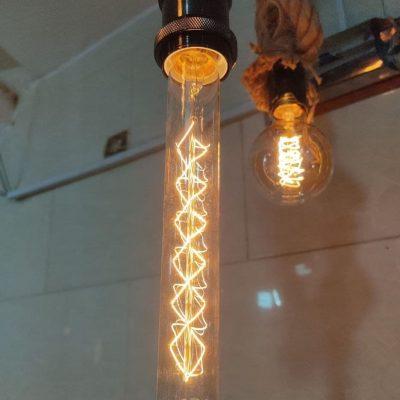 لامپ خیاری ادیسونی t225