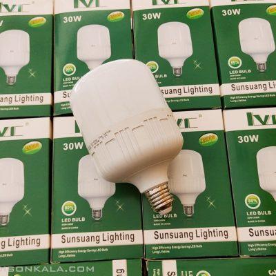 لامپ 30 وات ال وی سی