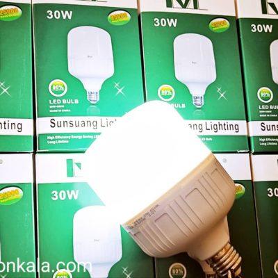 لامپ 40 وات ال وی سی