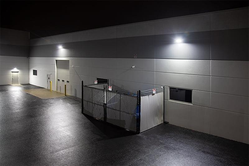 نور 5000 کلوین برای فضای باز