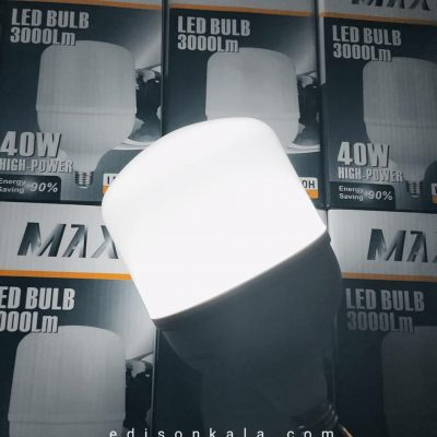 لامپ ال ای دی 40 وات مارک مکس