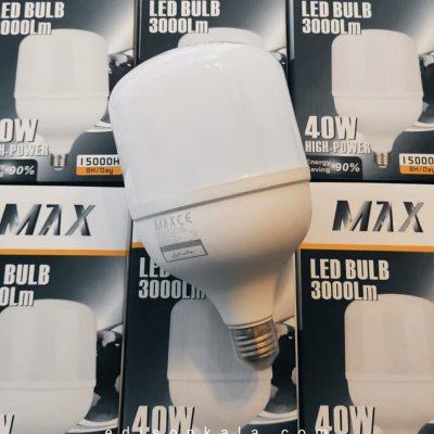لامپ ال ای دی 40 وات مکس
