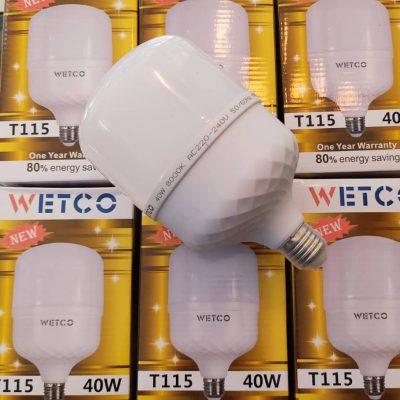 لامپ ال ای دی 40 وات وتکو
