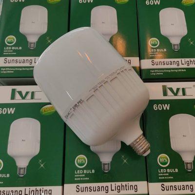 لامپ ال ای دی 60 وات LVC