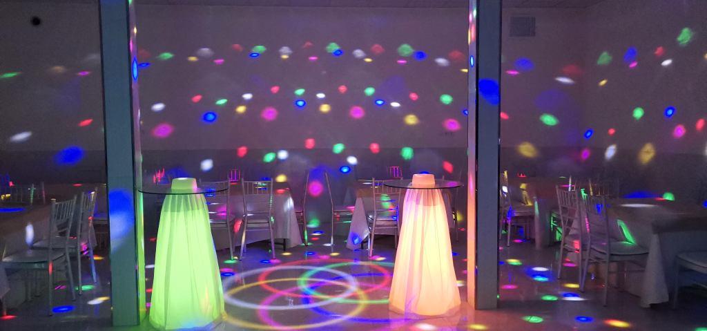 رقص نور گردان نیمره اسپیکر ادیسون کالا