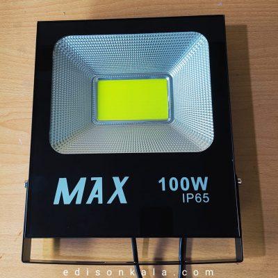 پروژکتور 100 وات max سی او بی