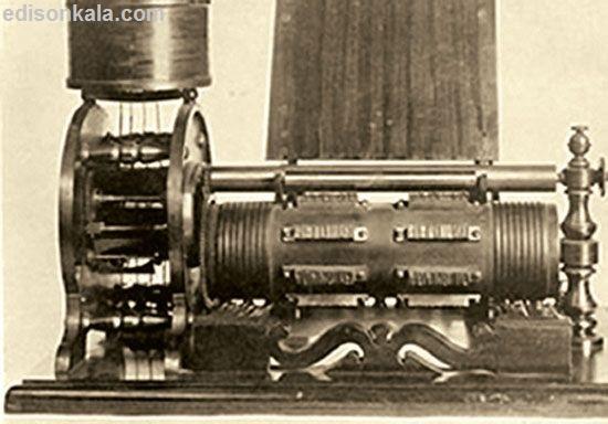 دستگاه شمارش رای ادیسون