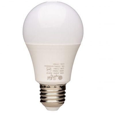 لامپ ال ای دی 8 وات افراتاب