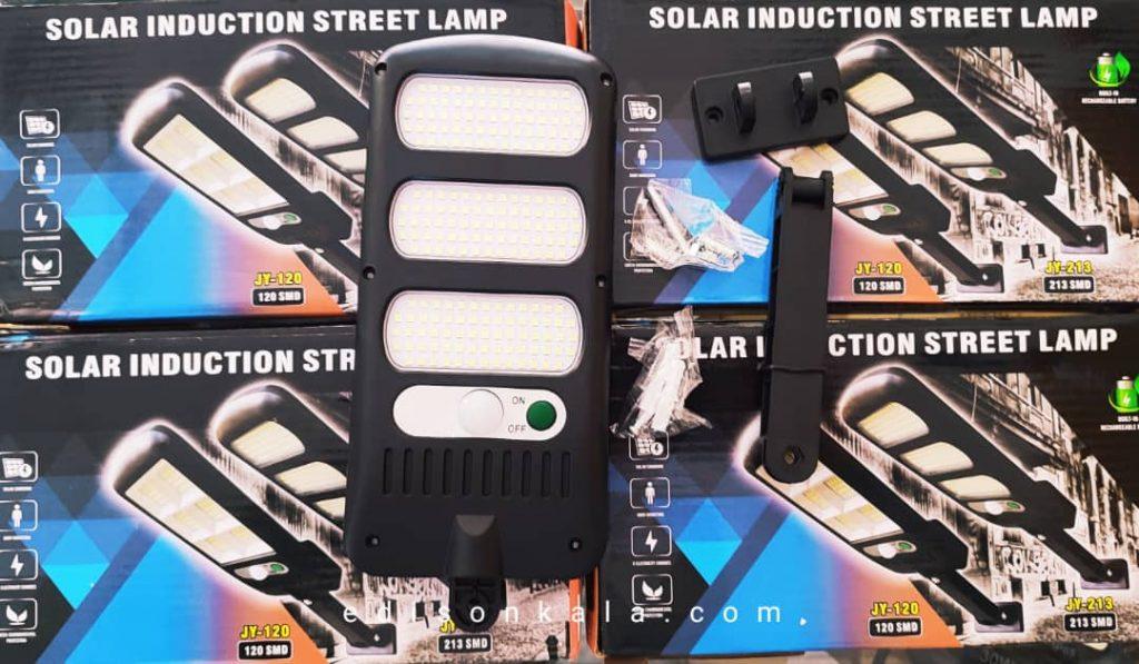 پروژکتور 213 لامپه سولار خورشیدی