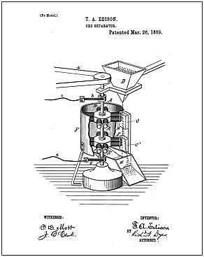 غربالگر مغناطیسی سنگ آهن